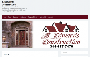 S. Edwards Construction